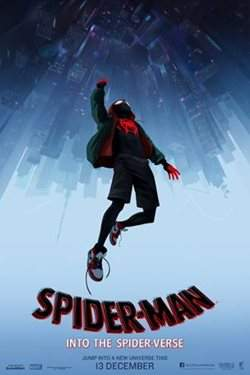 Spider-Man មនុស្សពីងពាង:ចក្រវាឡថ្មី