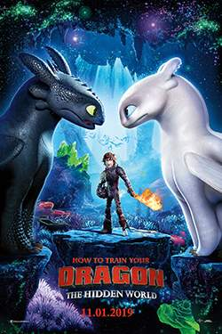 How to Train Your Dragon: The Hidden World (3D
