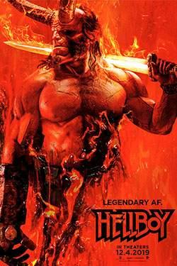 Hellboy (English)